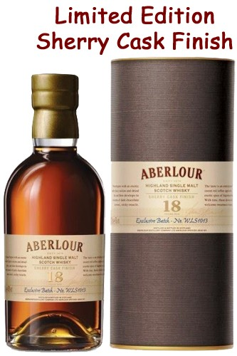 Aberlour 18 Jahre Sherry Cask Finish