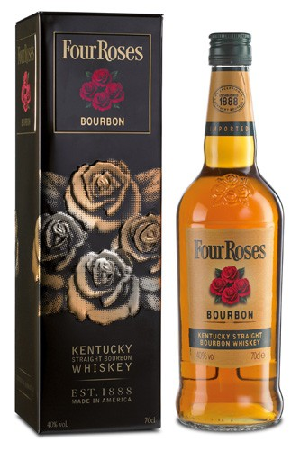 four roses yellow label kentucky straight bourbon