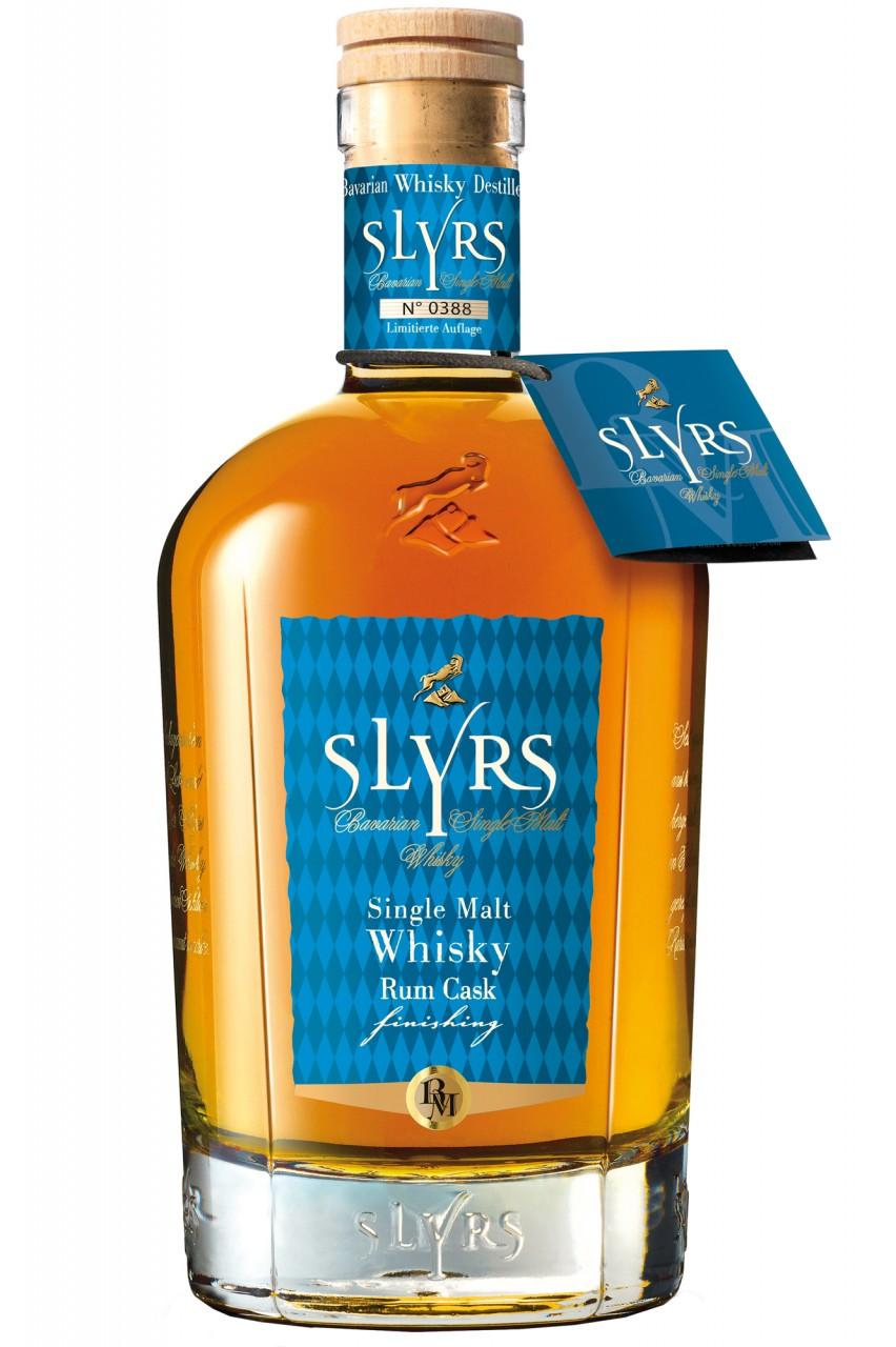 Slyrs Rum Cask Finish Whisky