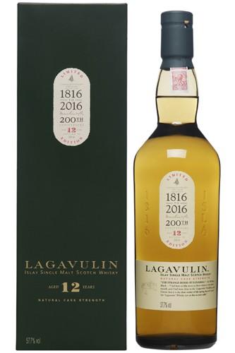Lagavulin 12 Jahre Cask Strength 2016