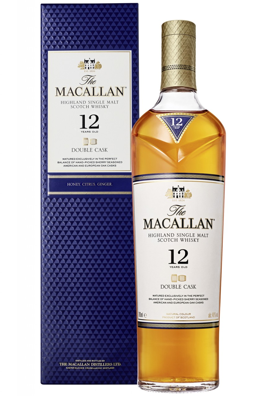 The Macallan 12 Jahre Double Cask