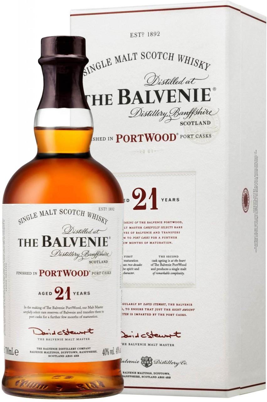 The Balvenie 21 Jahre Port Wood