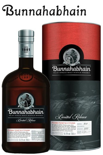 Bunnahabhain 14 Jahre Pedro Ximénez Finish - Limited Release