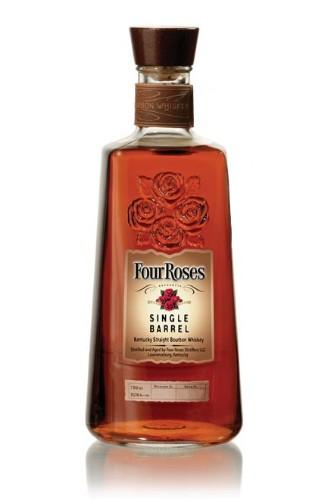 Four Roses Bourbon Singel Barrel Whiskey