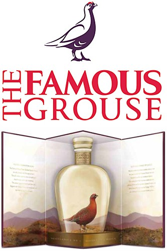 Famouse Grouse Decanter Whisky