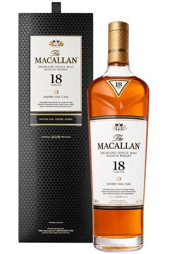 Macallan 18 Jahre Sherry Oak