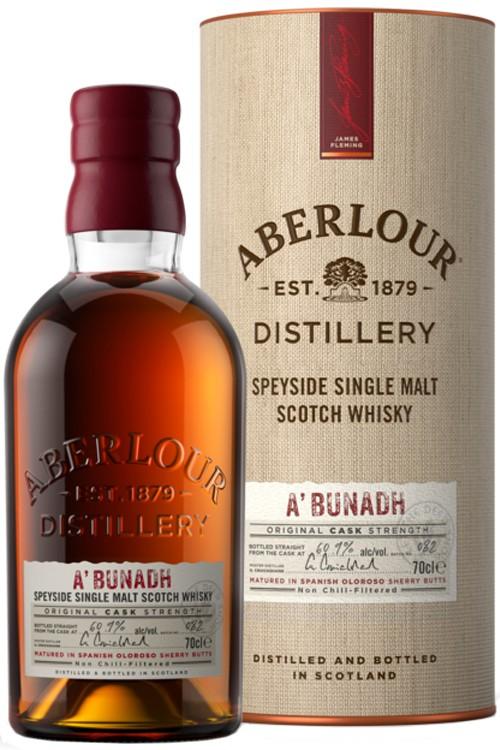 Aberlour A´Bunadh 61,2% Vol. - Batch 70