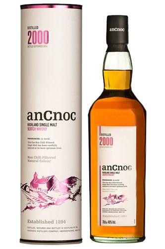 AnCnoc Vintage 2000