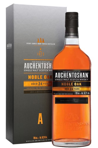 Auchentoshan Noble Oak 24 Jahre