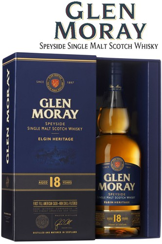 Glen Moray 18 Jahre Elgin Heritage