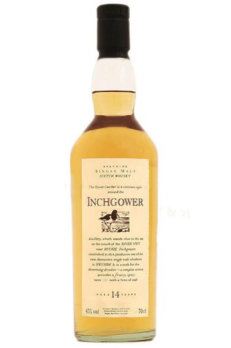 Inchgower 14 Jahre Single Malt Whisky