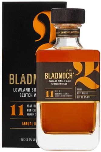 Bladnoch 11 Jahre - Bourbon Cask