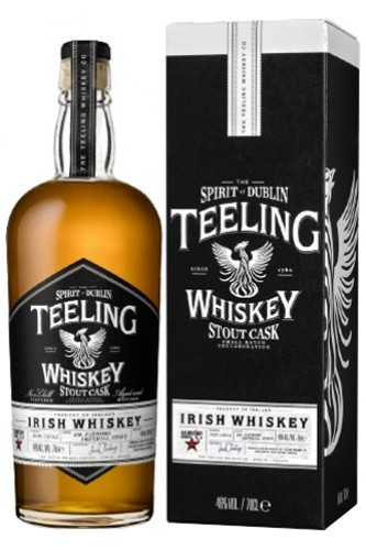Teeling Stout Cask Irish Whiskey