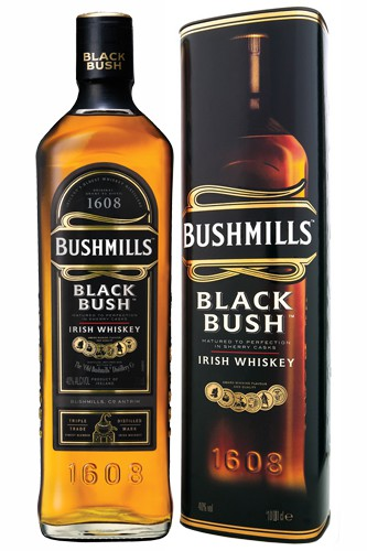Busmills Black Bush Irish Whiskey