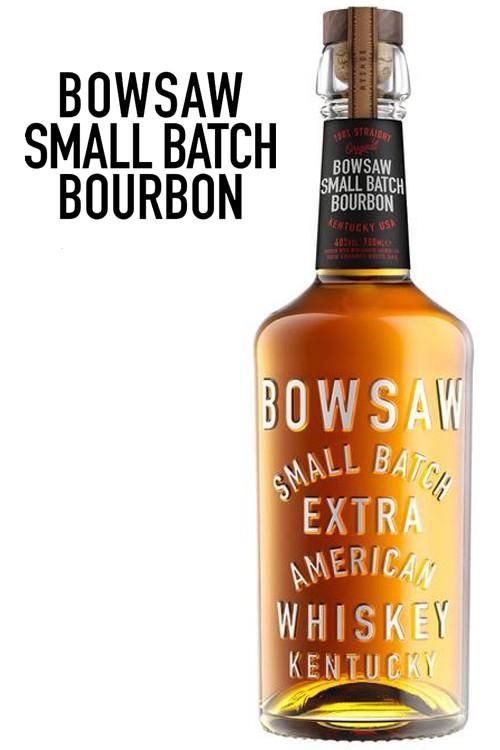Bowsaw - Small Batch Bourbon