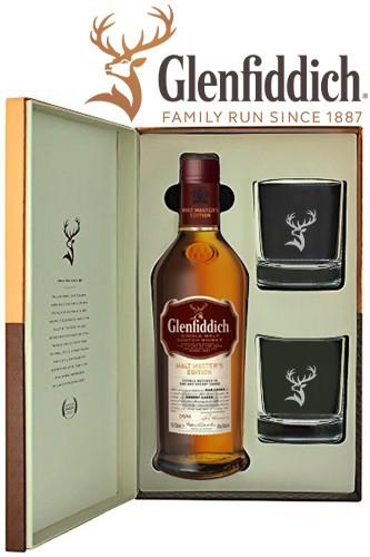 Glenfiddich Malt Master Geschenkset