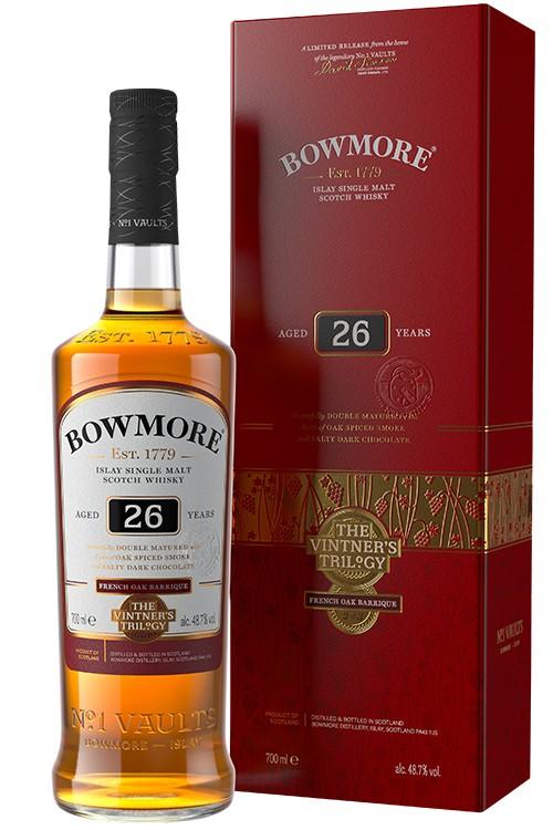 Bowmore 26 Jahre - French Oak