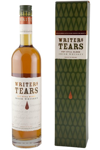 Writers Tears Irish Pott Still Whiskey