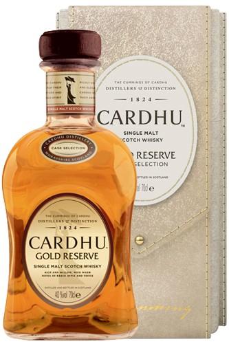 Cardhu Gold Reserve Geschenkbox