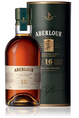 Aberlour 16 Jahre Double Cask 43%