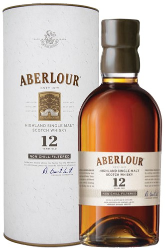 Aberlour 12 Jahre Non Chill Filtered