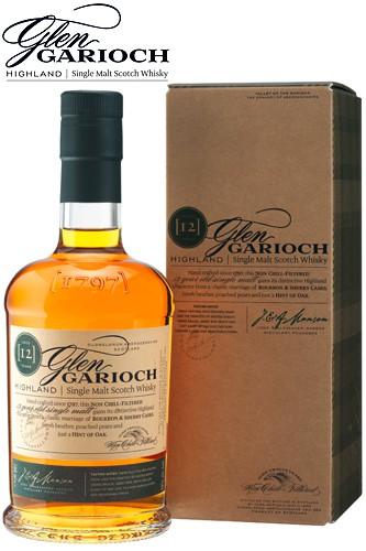 Glen Garioch 12 Jahre Single Malt Whisky