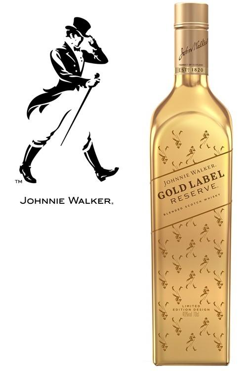 Johnnie Walker Gold Label Reserve - Limited Edition
