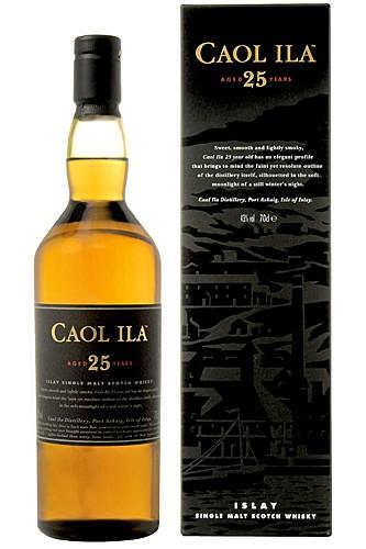 Caol Ila 25 Jahre