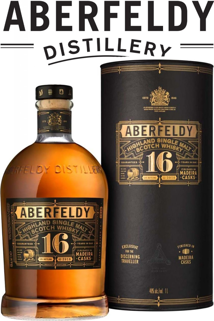 Aberfeldy 16 Jahre Madeira Cask