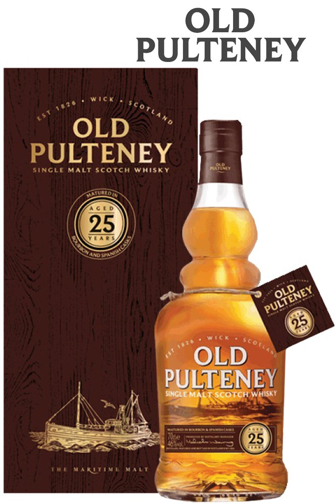Old Pulteney 25 Jahre - Limited Edition