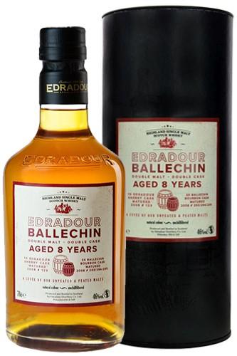 Edradour Ballechin Cuvée 8 Jahre
