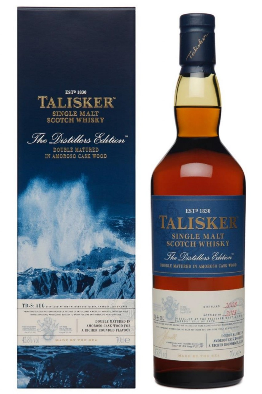 Talisker Distillers Edition 2018