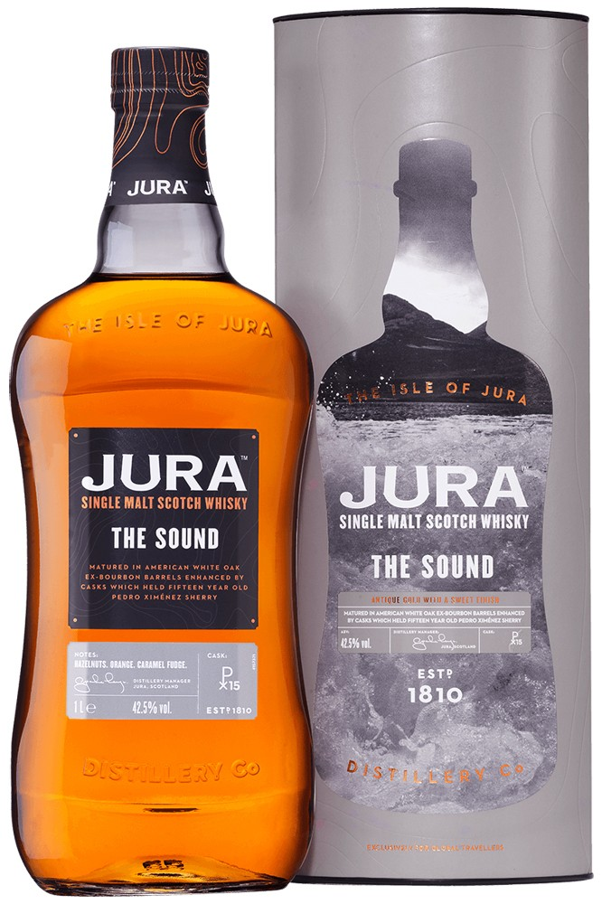 Isle of Jura - The Sound
