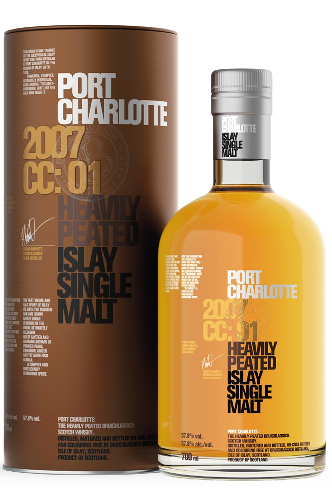 Port Charlotte 2007 CC:01 Whisky