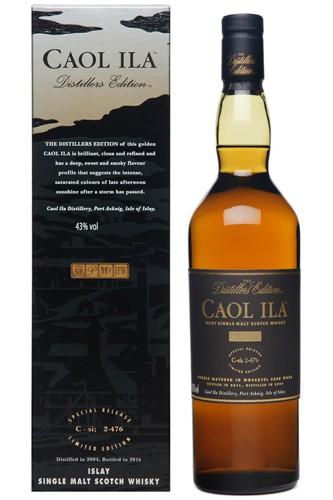 Caol Ila Distillers Edition 2016