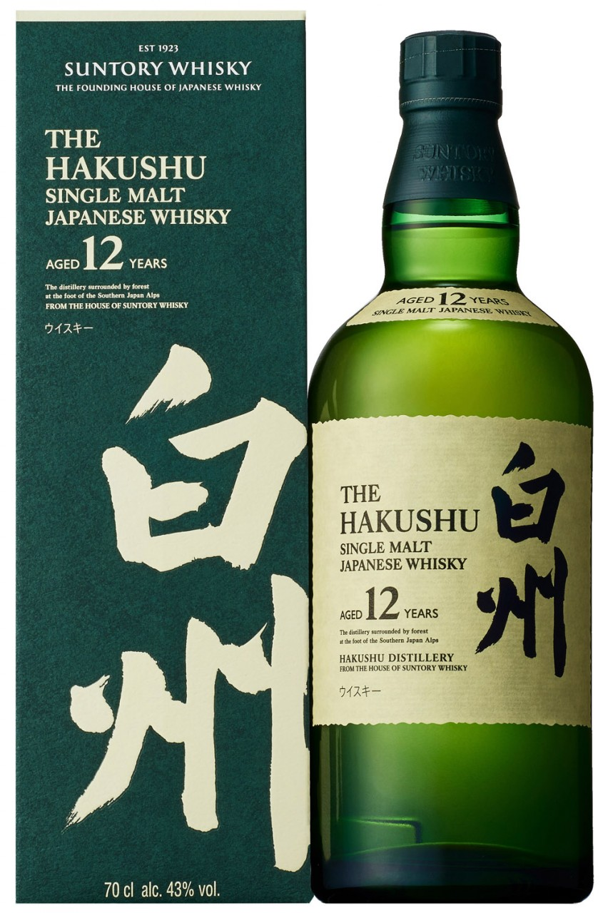 Hakushu 12 Jahre Single Malt Whisky