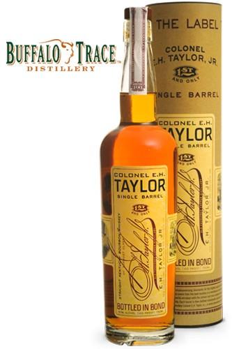 E.H. Taylor Singel Barrel Bourbon - 100 Proof