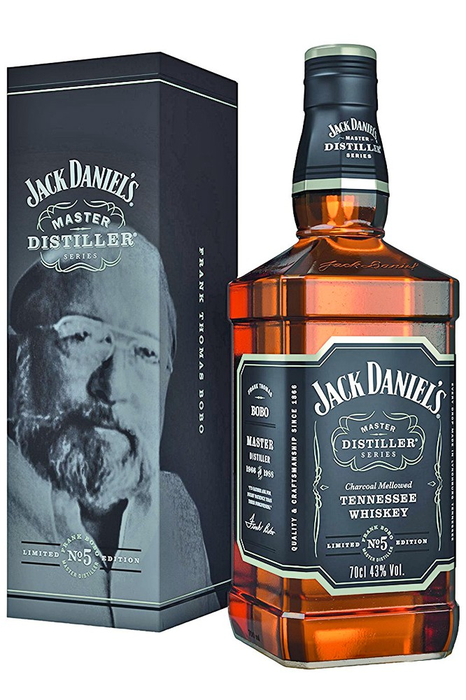 Jack Daniels Master Distiller No. 5 Frank Bobo