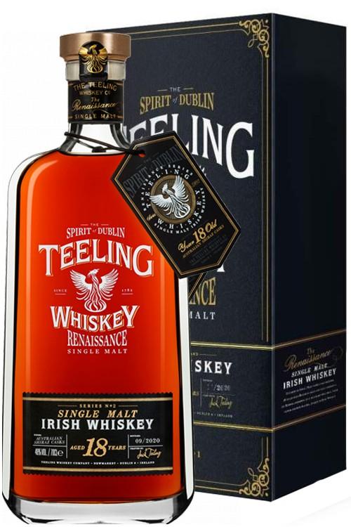 Teeling 18 Jahre Renaissance Whiskey - Ed. 2
