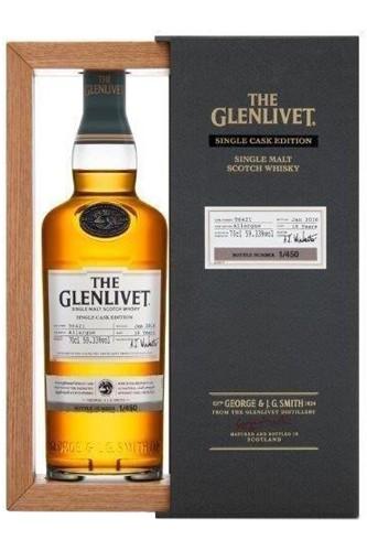 The Glenlivet Single Cask Allaurge 18