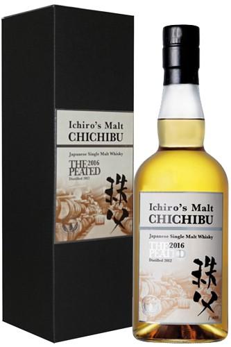 Ichiro's Chichibu Peated Malt