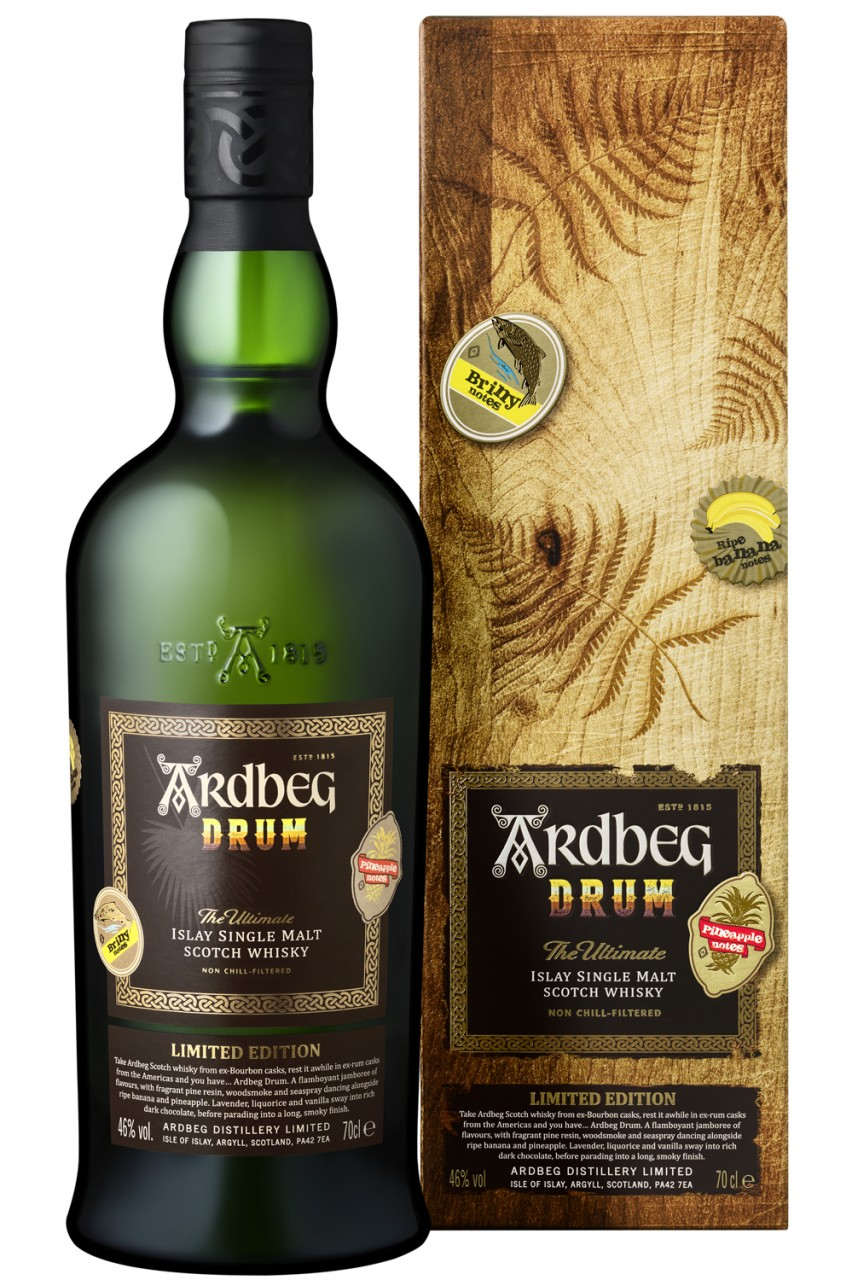 Ardbeg Drum - Limited Edition
