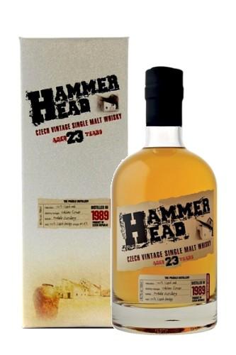 Hammer Head Whisky - 23 Jahre