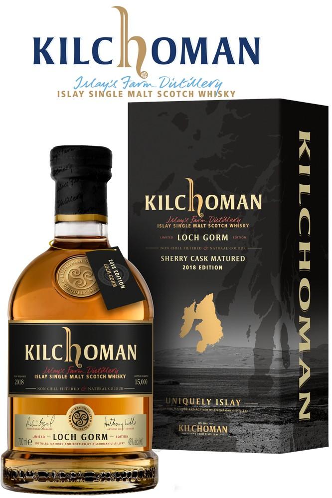 Kilchoman Loch Gorm - 2018