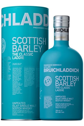 Bruichladdich Scottish Barley Islay Malt