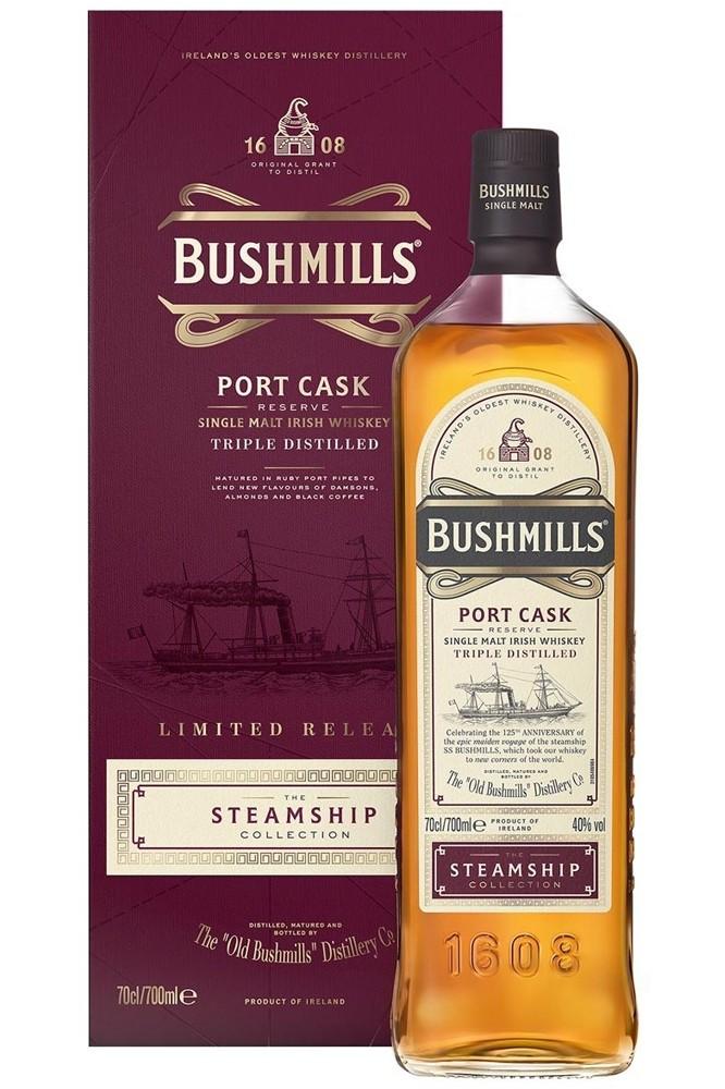 Bushmills Steamship Port Cask Edition