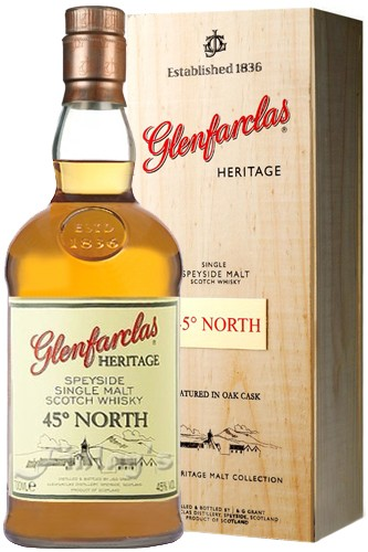 Glenfarclas 45 ° North Single Malt