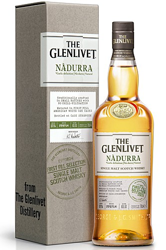 Glenlivet Nadurra First Fill Selection