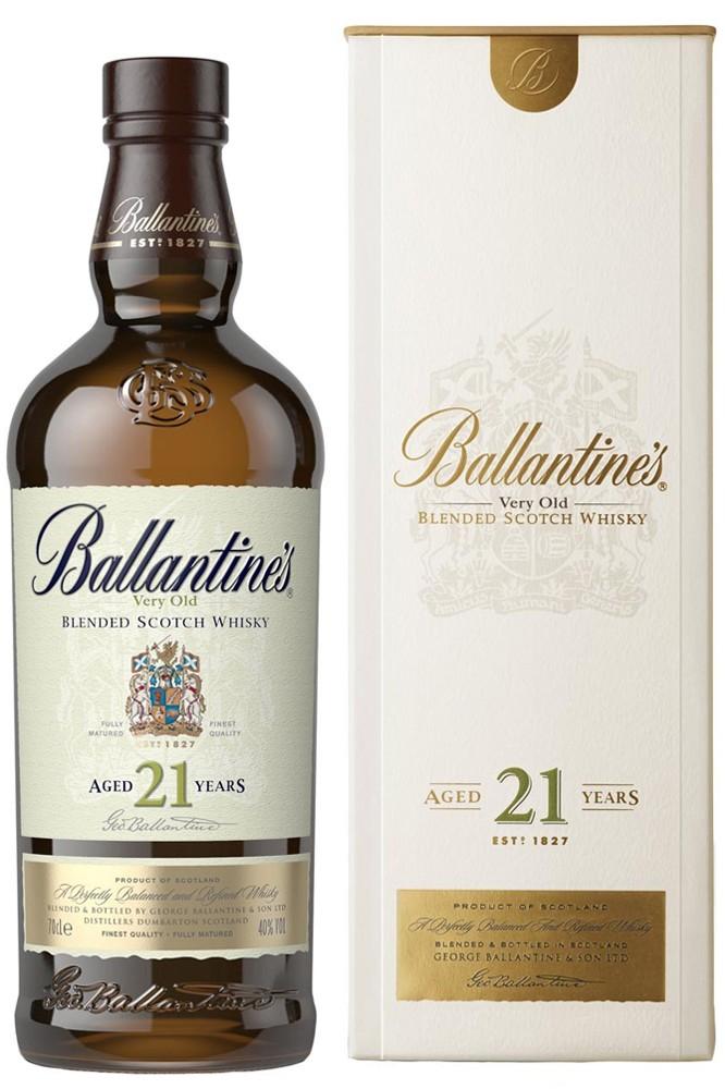 Ballantine's 21 Jahre
