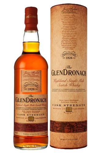 Glendronach Cask Strength Batch 3
